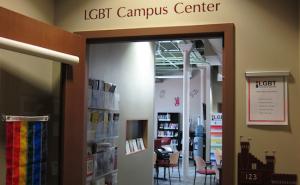 LGBTCC entrance