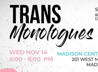 Trans Monologues logo